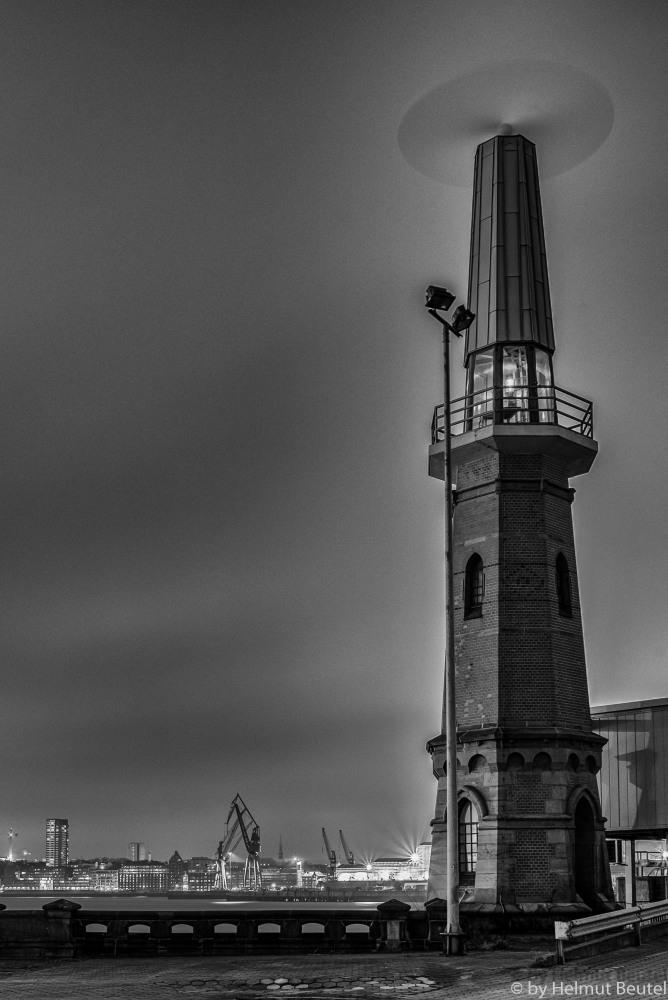 Der einsame Radarturm