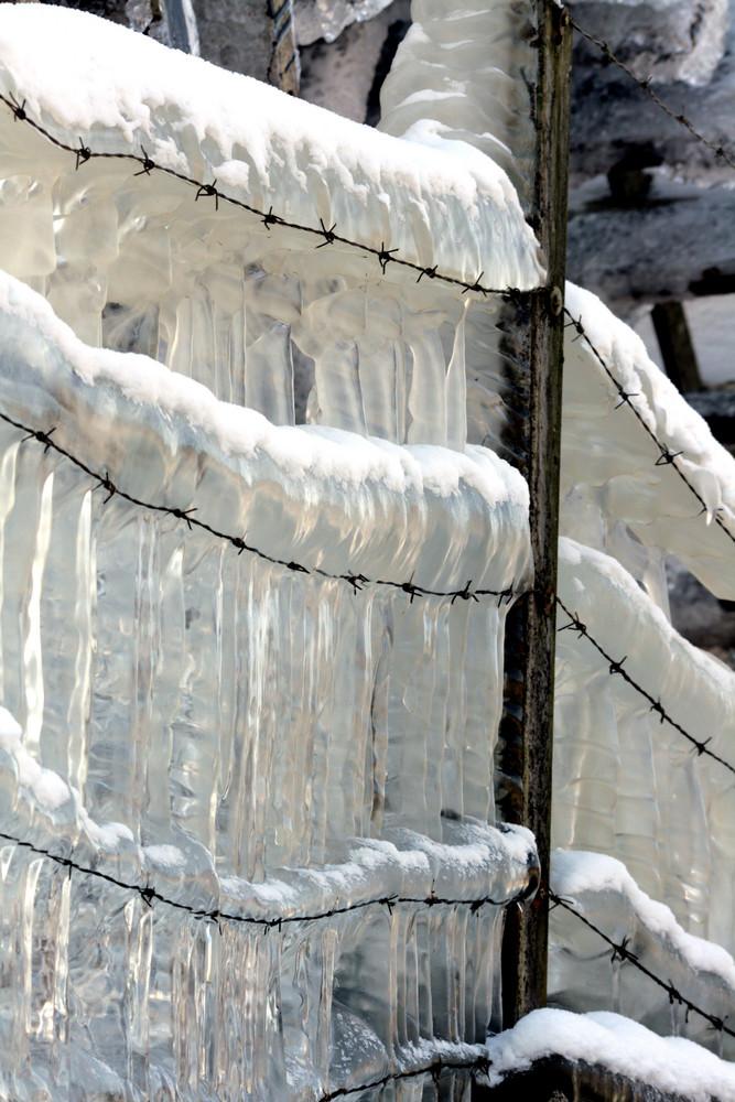 Der Eis-erne Vorhang II
