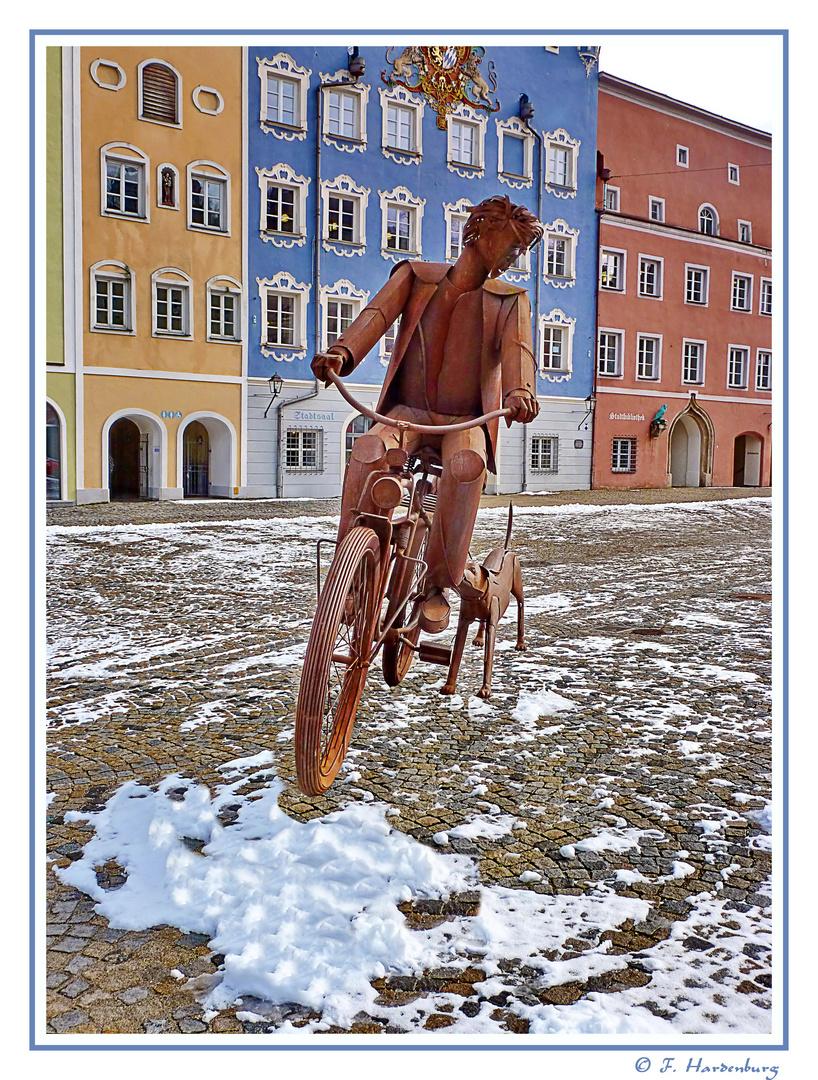 Der eiserne Radfahrer