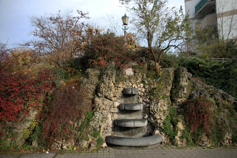 Der Emilienbrunnen