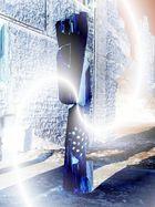 Der Engel mit dem Lichtschwert
