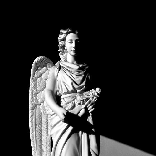 Der Engel mit nur einem Flügel