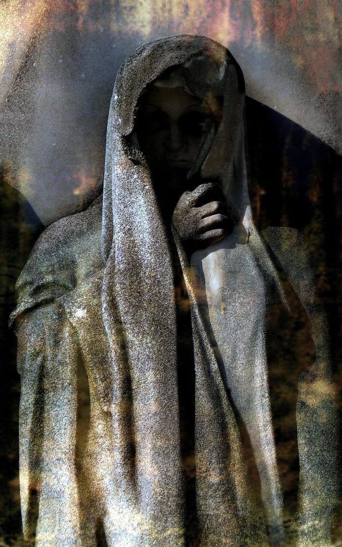 Der Engel vom westlichen Fenster..