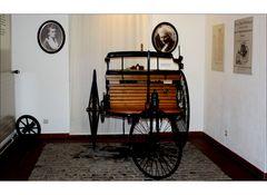 Der erste Benz
