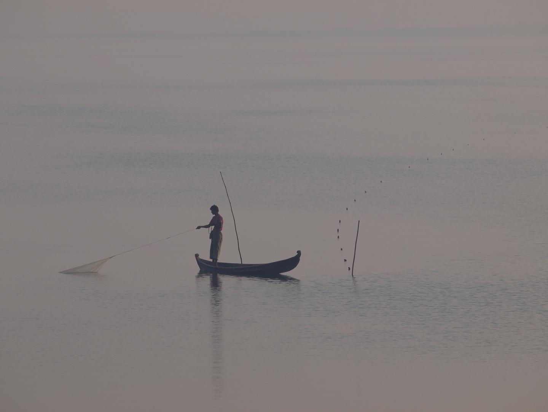 Der Erste Fischer