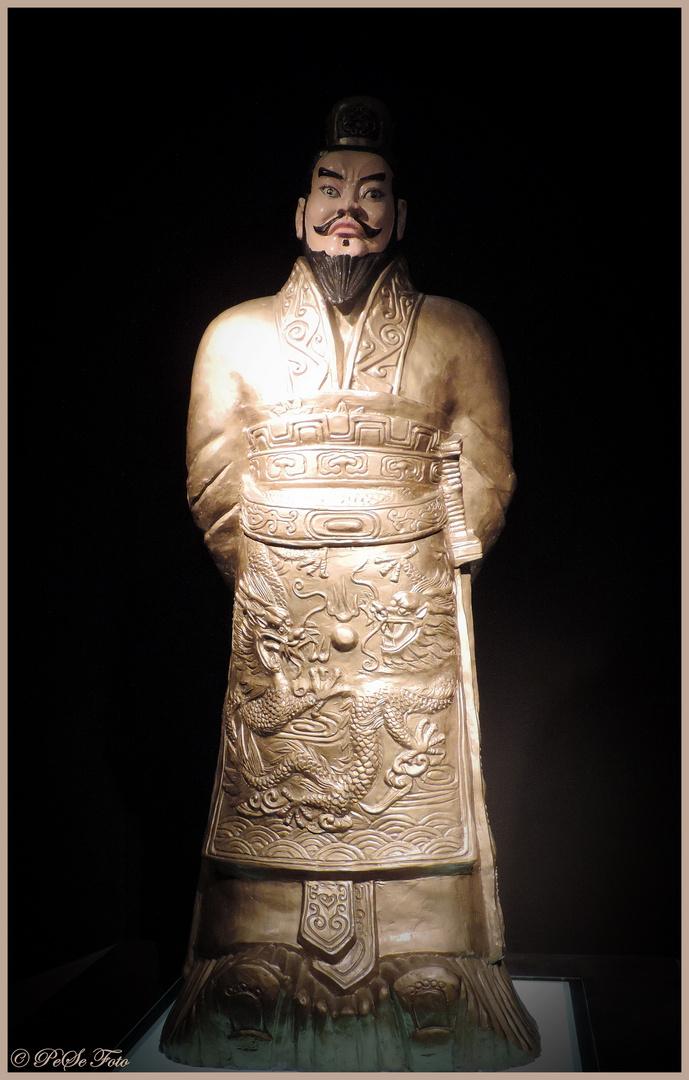 Der erste Kaiser: Qin Shi Huang Di