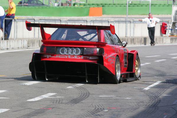 Der etwas andere Audi S2 /2