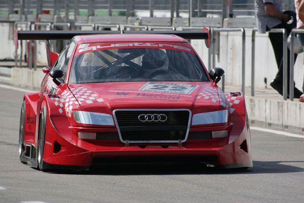 Der etwas andere Audi S2
