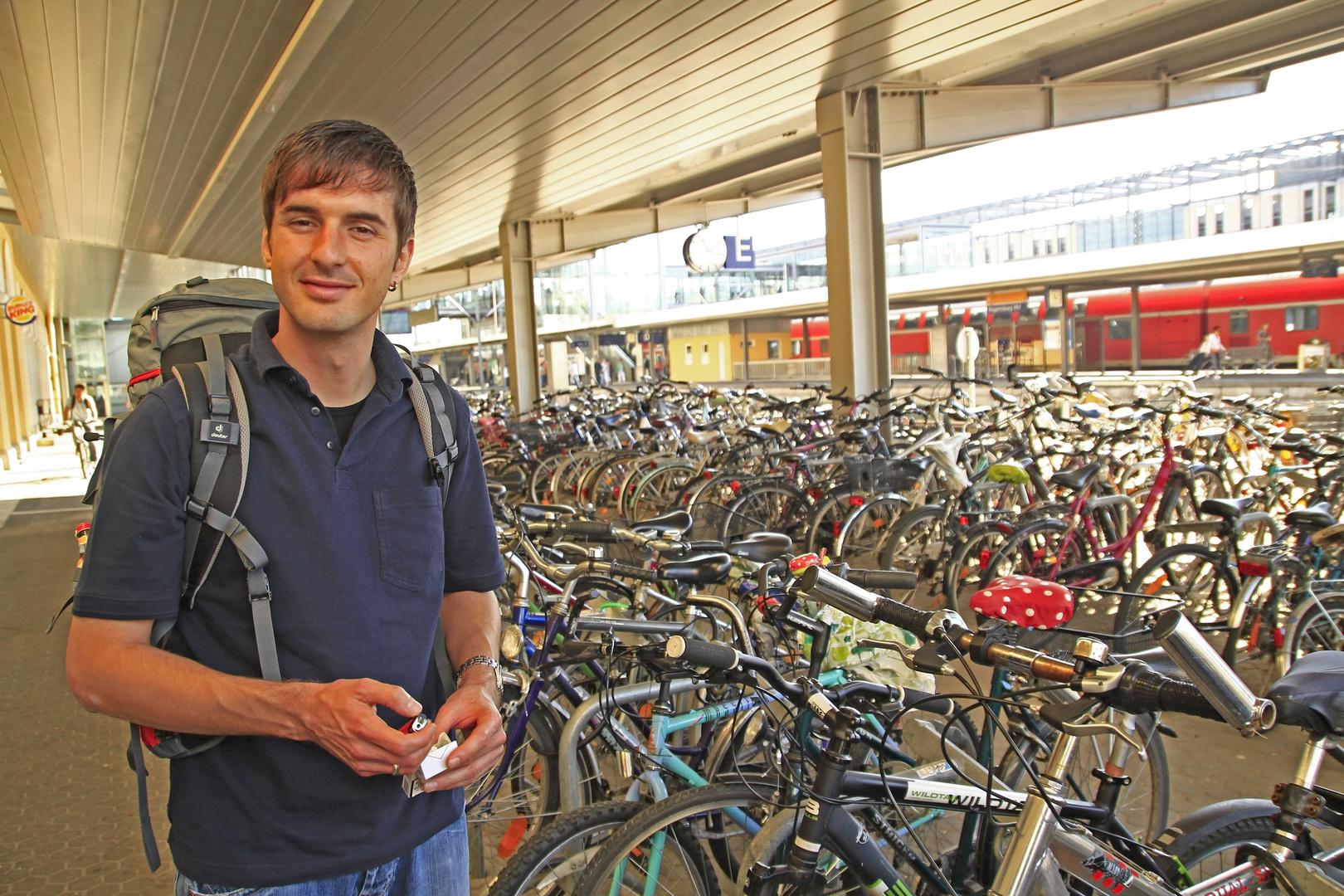 Der Fahrradhändler