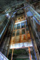 der Fahrstuhl des Grauens