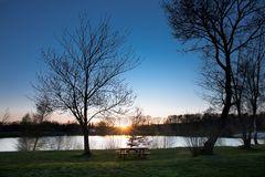 Der Falkensteinsee