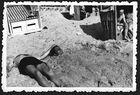 Der fast kopflose Herr K. 1954 in Graal Müritz