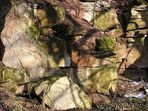 Der Felsengeist... - oder: Abstraktion oder Imagination?