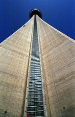 Der Fernsehturm von Toronto (Kanada)