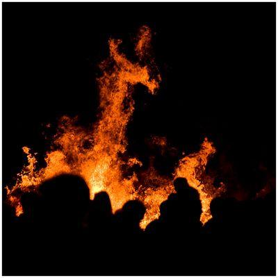 Der Feuerdrache erscheint