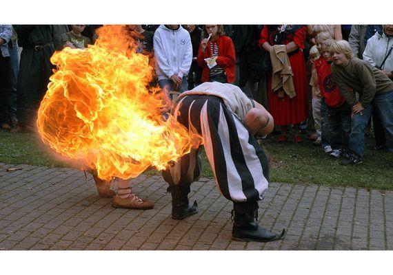 Der Feuerpfurz.....