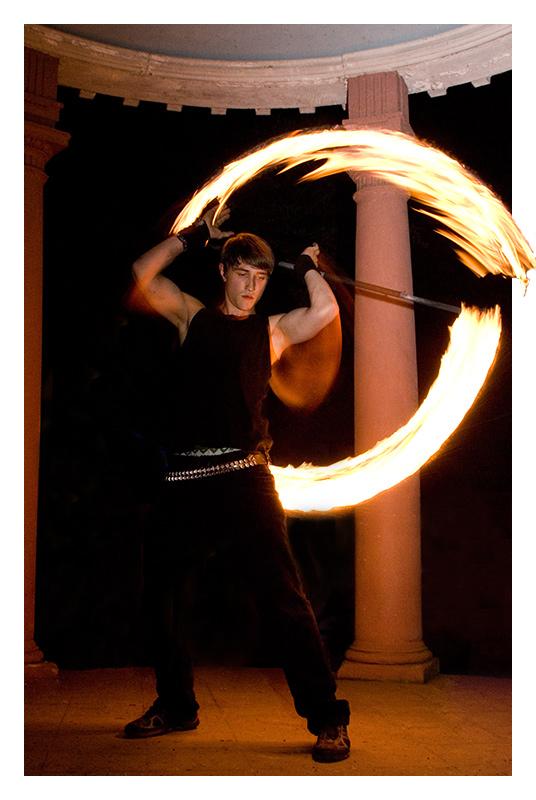 Der Feuerspieler