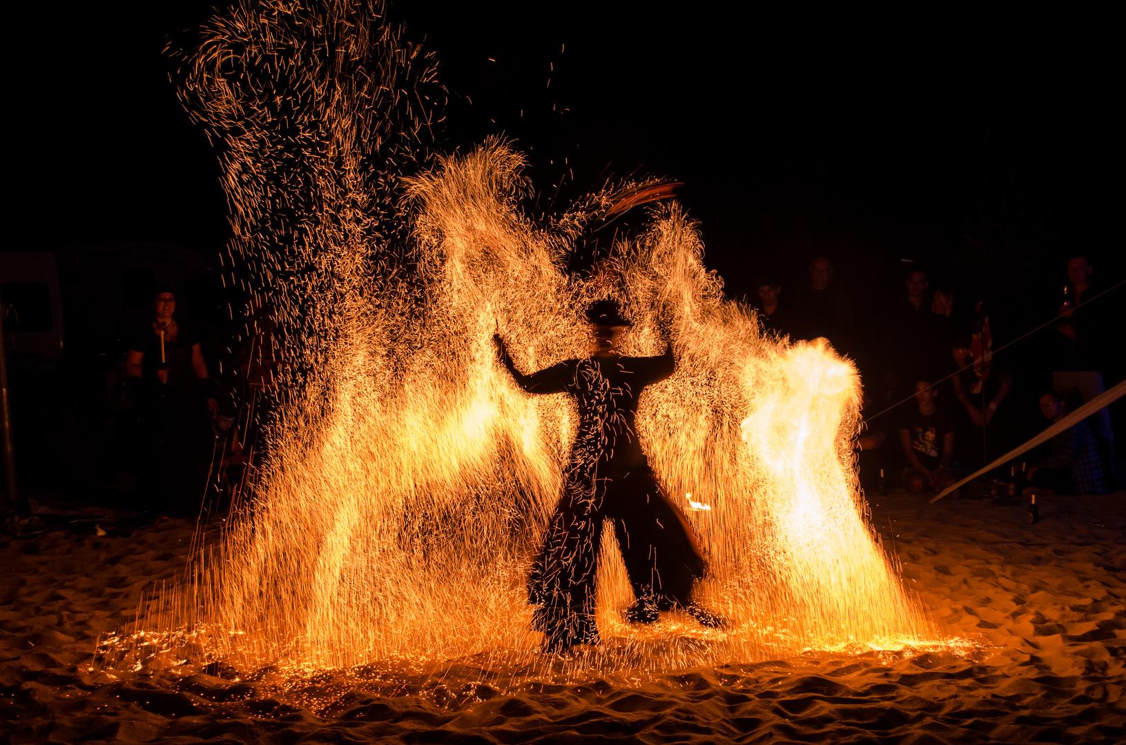 Der Feuerteufel VII