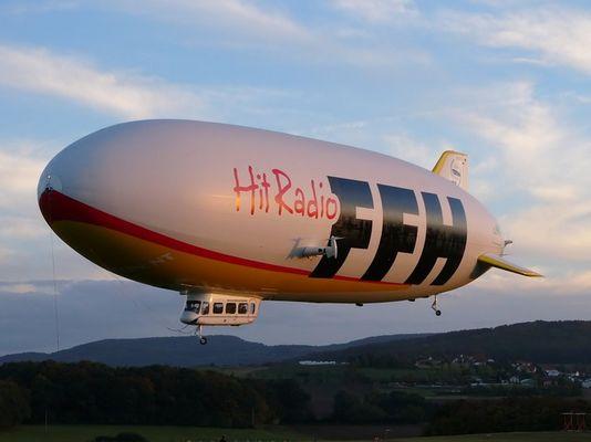 Der FFH Hit-Zeppelin