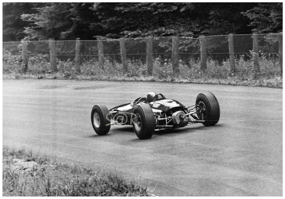 Der FIA-Zaun dereinst