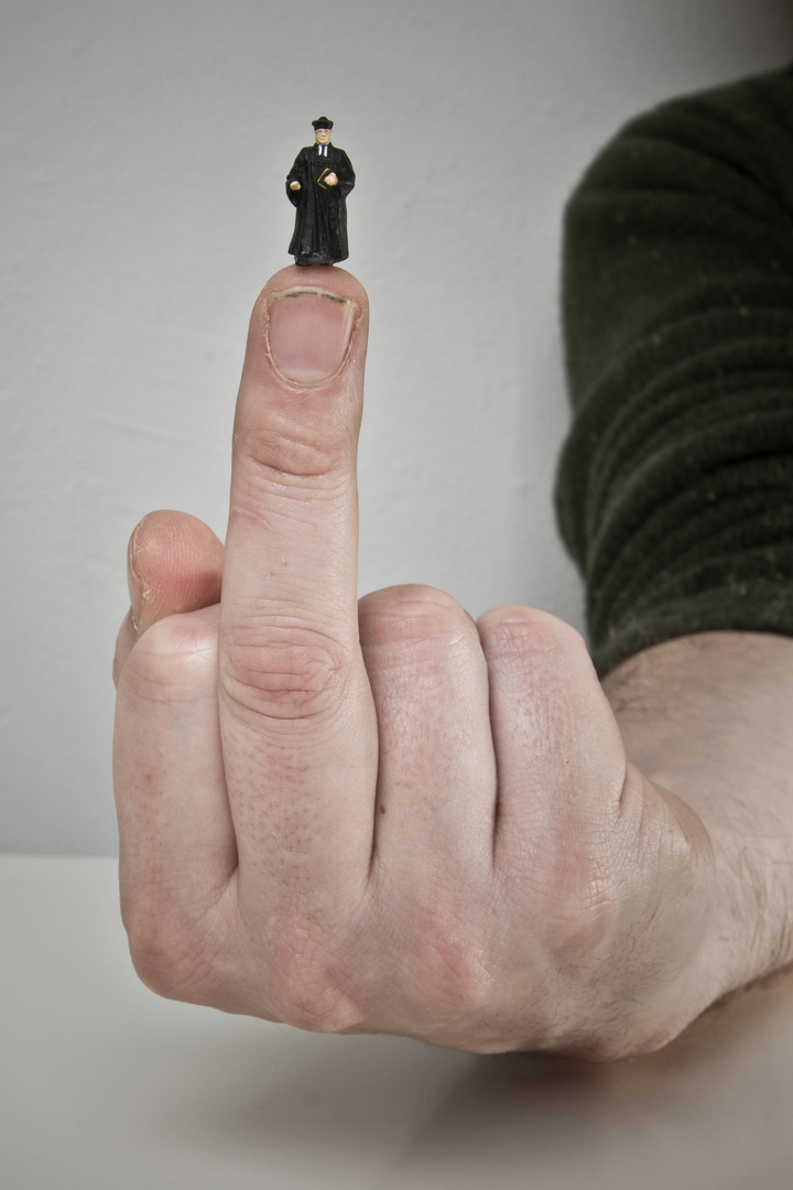 Der Fingerzeig
