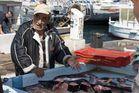 Der Fisch-Fachverkäufer