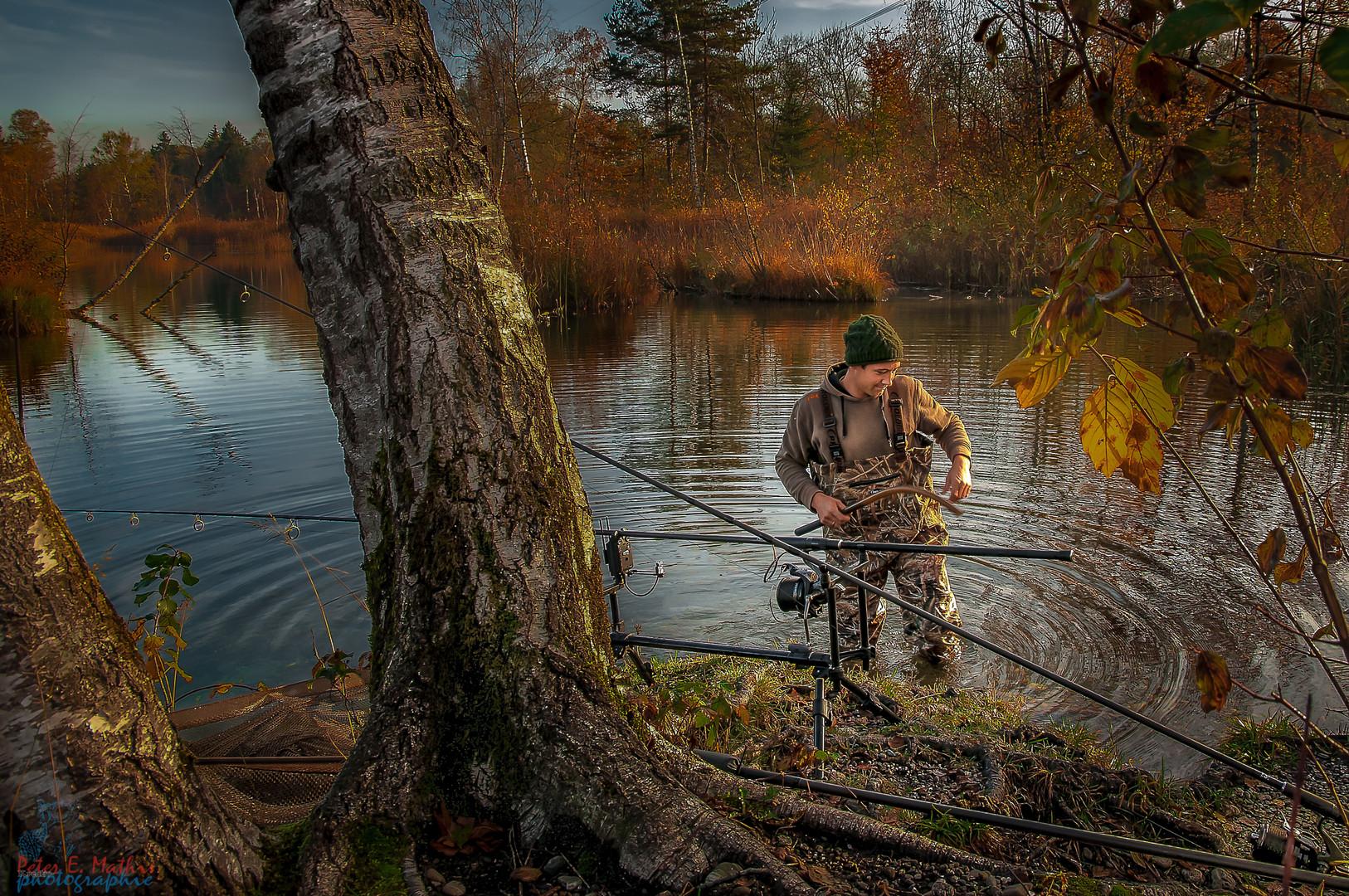 Der Fischer...