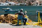 Der Fischer auf Sifnos....