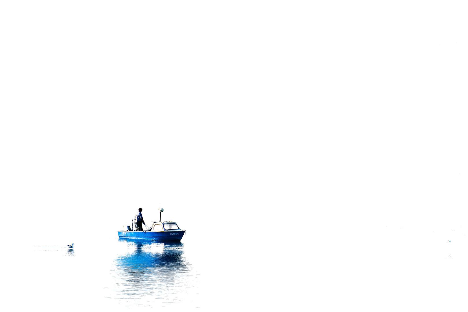 Der Fischer vom Bodensee