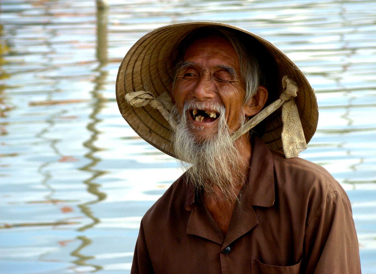 Der Fischer von Hoi An