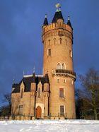 Der Flatowturm im Park Babelsberg (Potsdam)