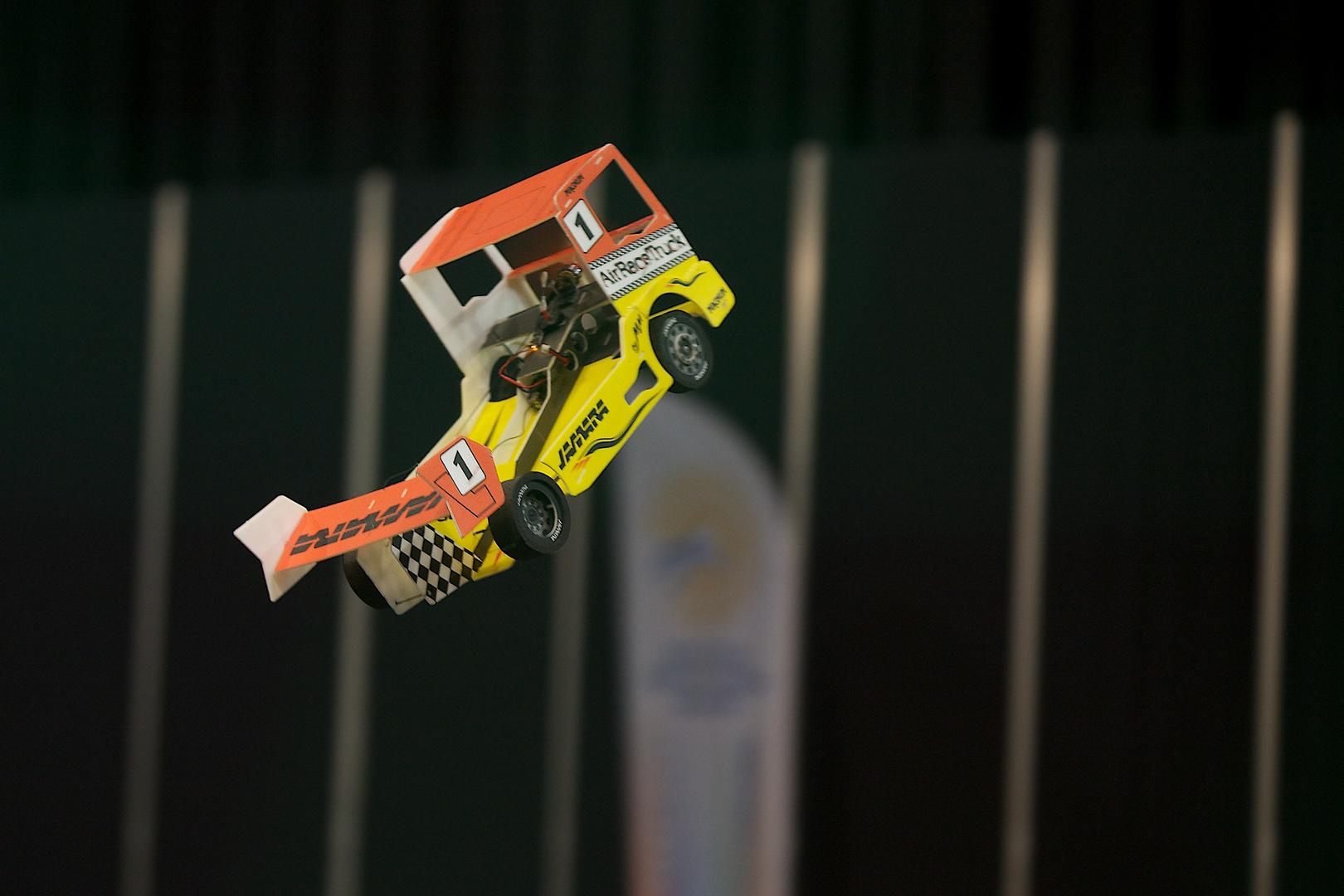 Der fliegende Truck