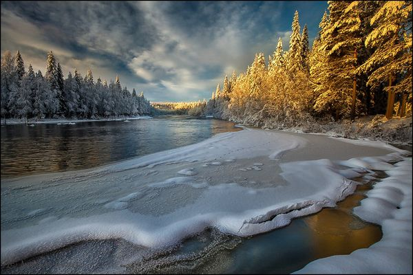 Der Fluss am Ende der Welt ...