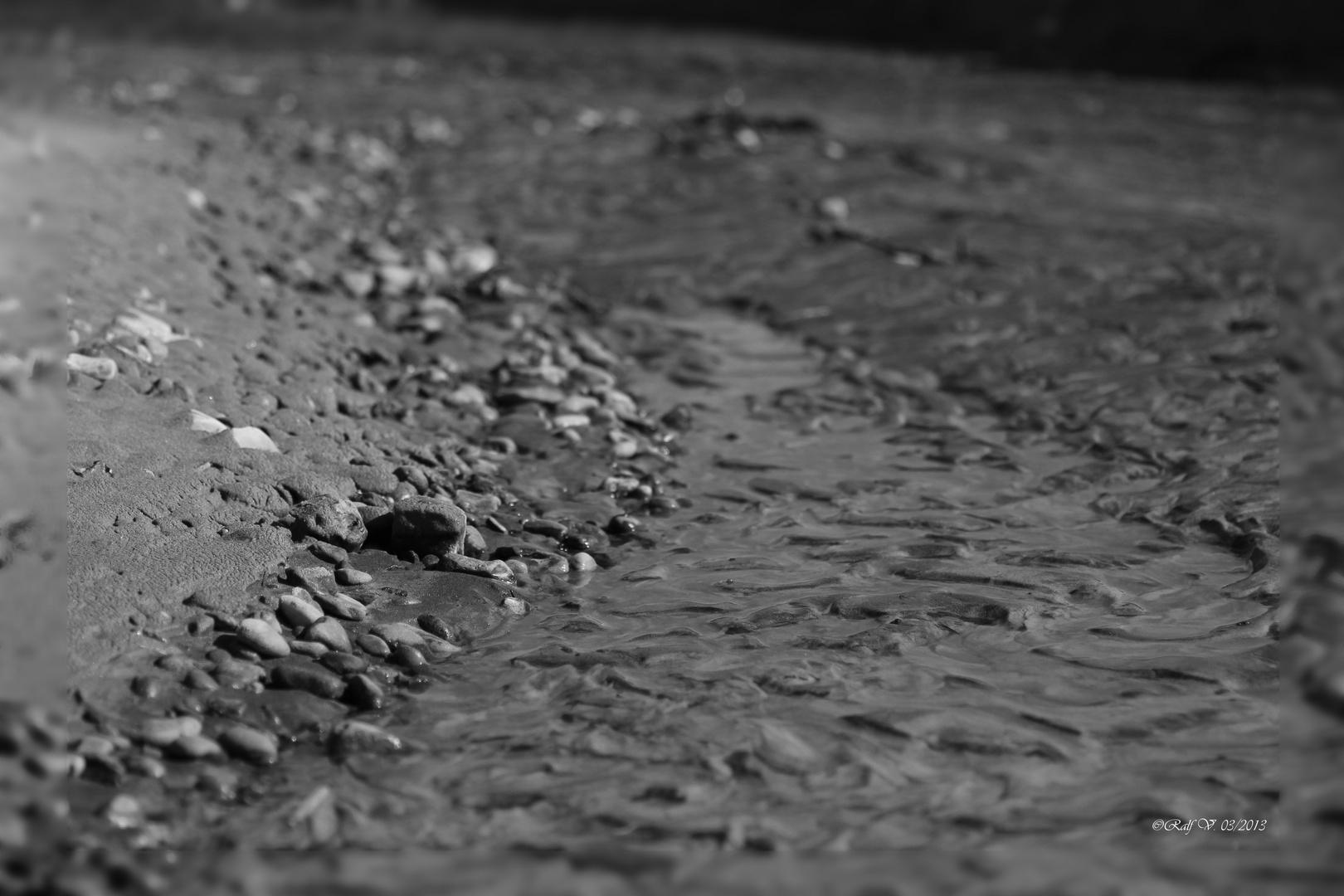 Der Fluss des Lebens fängt irgendwo an....