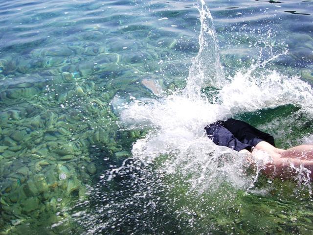 Der Flutenspringer