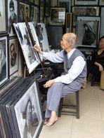 Der Foto-Abmaler