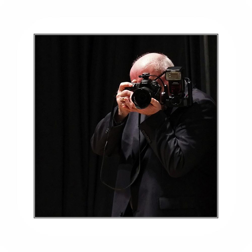 Der Fotograf ...