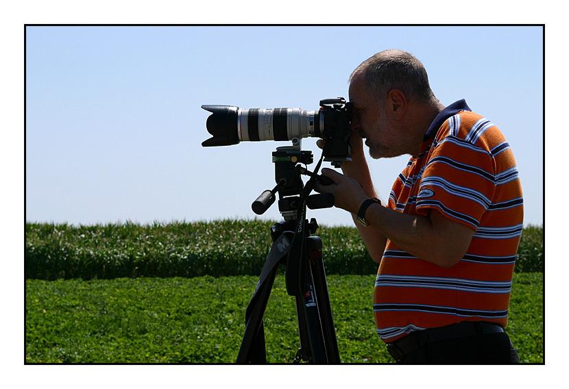 Der Fotograf....