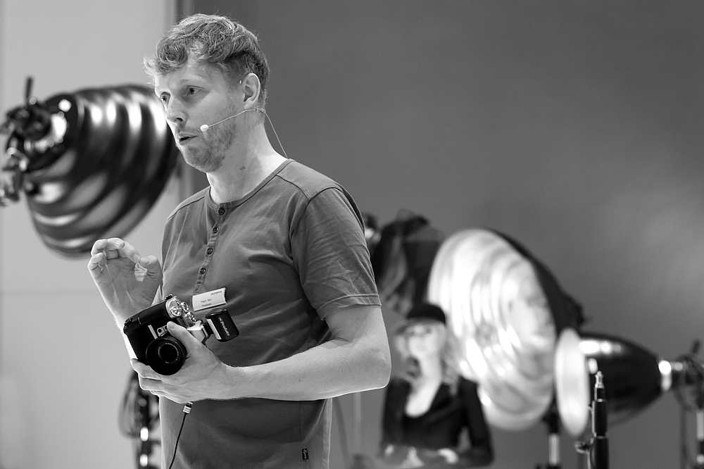 Der Fotograf als Lehrer