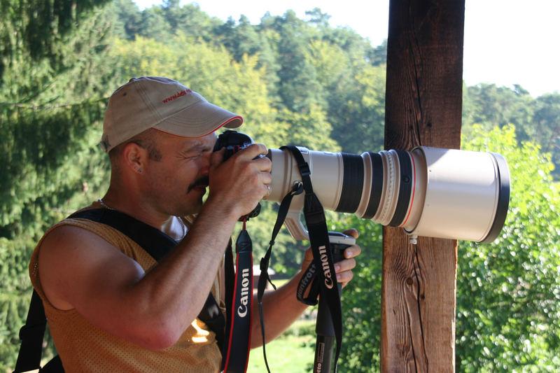 Der Fotograf oder ..