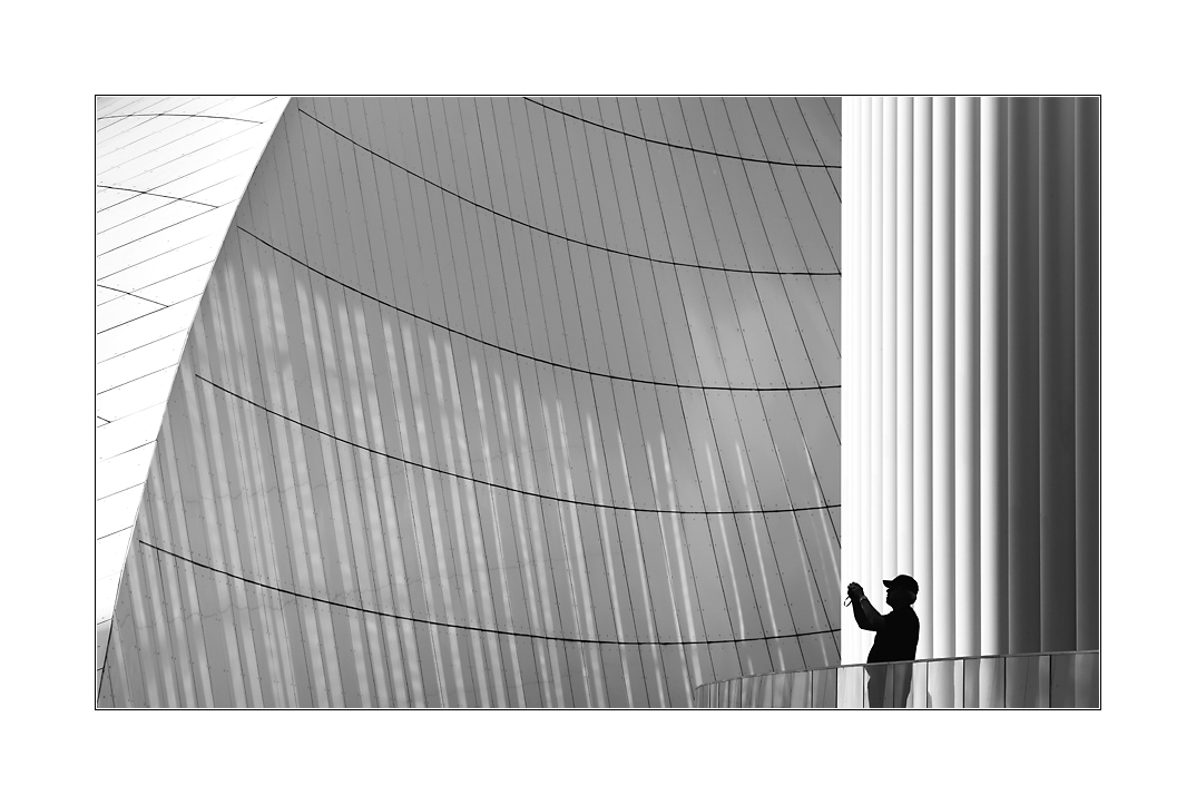 Der Fotograf und das Supermotiv