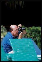 Der Fotografierte Fotograf