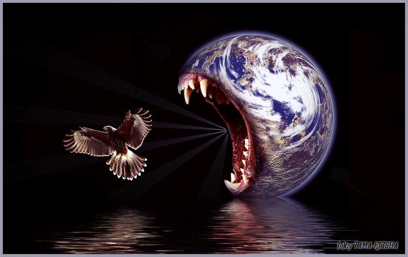 Der fressende Planet