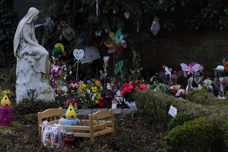 Der Friedhof der Totgeborenen