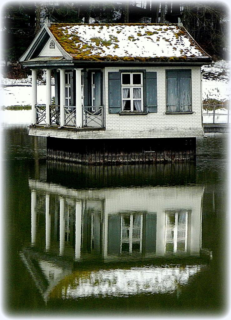 Der Frühling putzt die Fenster;SG;CH