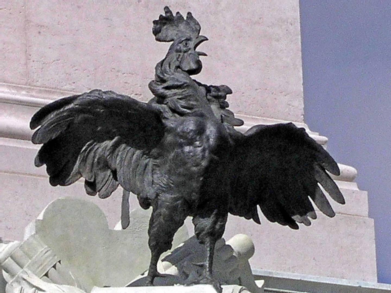 der gallische Hahn