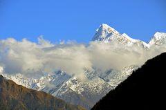 Der Ganesh Himal im Zentralhimalaya