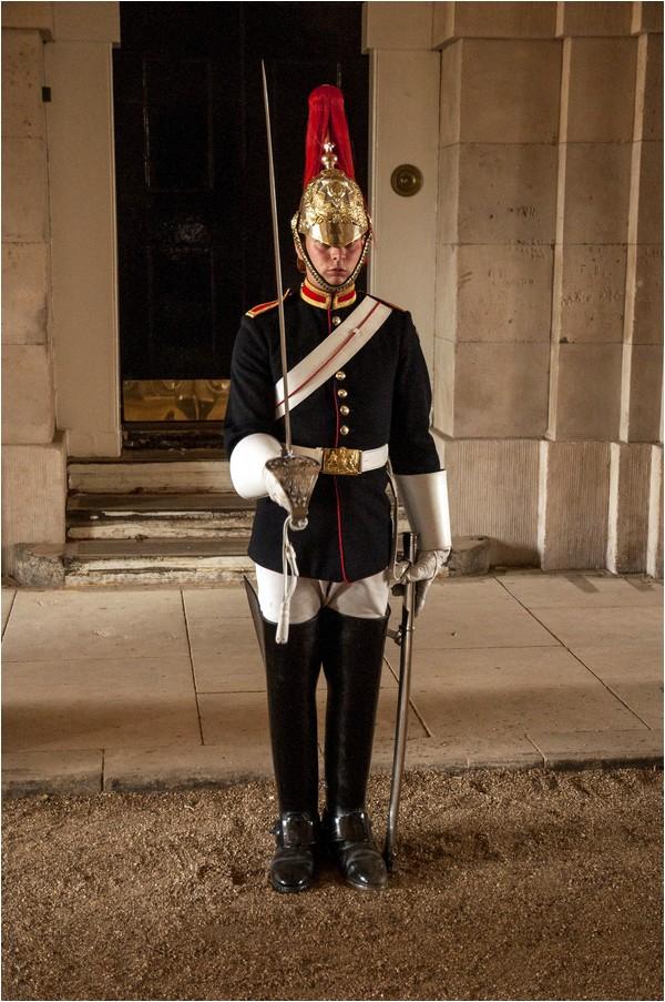 Der Gardesoldat ...