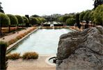 Der Garten des Alcázar
