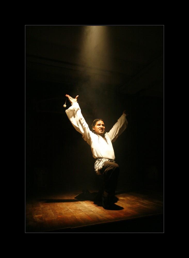 Der Gaucho Tänzer